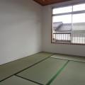 和室(6畳)・写真は201号室のものとなります。