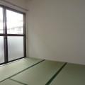 和室(4畳半)・写真はB棟101号室となります。