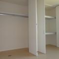 5.9帖洋室クローゼット(西側)・写真は101号室