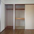 6帖洋室②収納・写真は201号室
