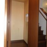 階段下収納・写真は1号室のものとなります。