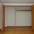 収納(洋室)・写真は103号室のものとなります。