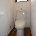 手洗い・写真は2号室のものとなります。