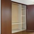 洋室(東側)収納・写真は3号室