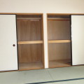 収納・写真は22号室のものとなります。