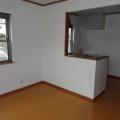 LDK(キッチン)・写真はA号室のものとなります。
