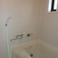 浴室・写真は3号室のものとなります。
