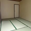和室(南側)・写真は101号室のものとなります。