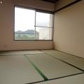 和室(北側)・写真は101号室のものとなります。