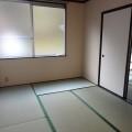 和室東側・写真は102号室のものとなります。