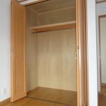 2階洋室②収納