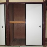 4.5帖和室⓶収納