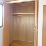 2階洋室(北部屋)収納