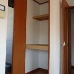 2階洋室収納