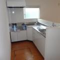 キッチン・写真は106号室のものとなります。