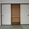 収納(和室)・写真は105号室のものとなります。