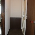 玄関・写真は206号室