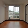 洋室南側・写真は201号室のものとなります。
