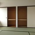 収納(和室):写真は201号室のものとなります。