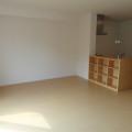 LDK(リビング)・写真は201号室のものとなります。