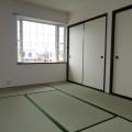 和室:写真は201号室のものとなります。