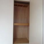 洋室6帖(南側)収納・写真は101号室のものとなります。
