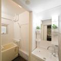 洗面台・写真は201号です。備品は附属しません。