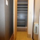 玄関(シューズクローゼット)・写真は101号室