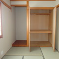 1階4.5帖和室収納
