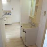 洗面所・写真は105号室