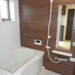 浴室(浴室乾燥・追焚機能付)・写真は203号室