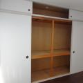 6帖洋室➀収納・写真は301号室