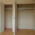 4.9帖洋室クローゼット・写真は103号室