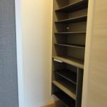 玄関シューズクローク・写真は103号室