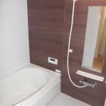 浴室(追焚機能付・浴室乾燥付)