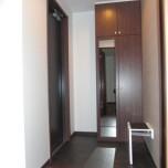 玄関(下駄箱・サポートチェアー付)・写真は307号室