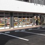 1階食品販売「寺を商店」