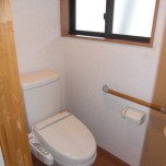 トイレ(洗浄便座付)汲取り式