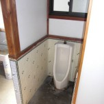 トイレ・汲取り式