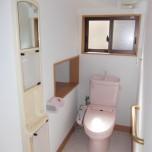 トイレ(洗浄便座付)