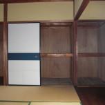2階6帖和室(西側)・押入れ