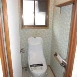 2階トイレ(洗浄便座付)