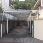 駐車場2台縦列