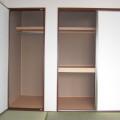 和室5.9帖収納・写真は202号室