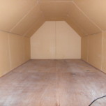 5帖洋室屋根裏収納内部