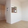 対面キッチン・写真は202号室