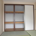 和室収納・写真は202号室